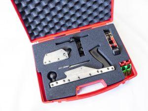 Professional case 260 Nickel Anglo-Saxon design
